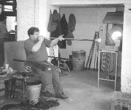picture of Irish Glassblower