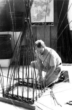 picture of irish basket maker