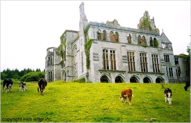 Dunboy Castle, Ireland