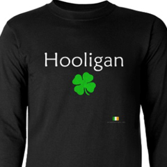 Funny Ireland Hooligan T-Shirt