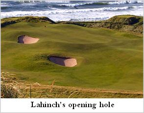 lahinch links