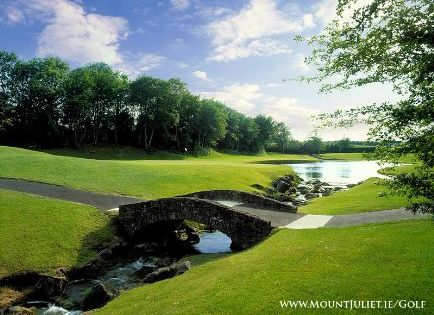 mount juliet golf course, near Kilkenny Ireland