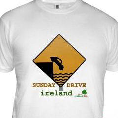 Driving in Ireland T-Shirt