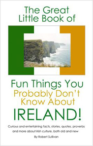 facts and trivia book about ireland
